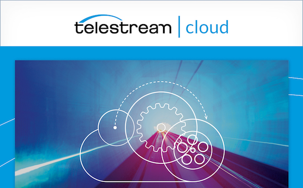 Telestream Cloud Logo