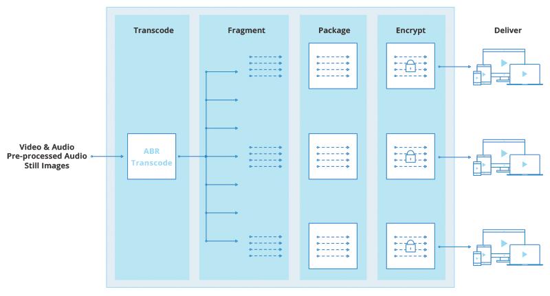 Adaptive Bitrate Encoding | Telestream Cloud